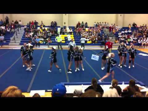 Carbon Hill High School At County Competition 2011!