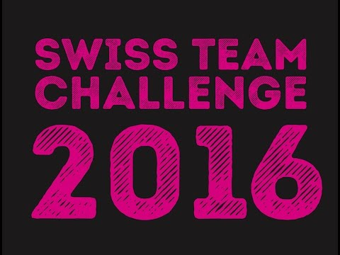 Swiss Team CHallenge 2016 @ CrossFit Basel