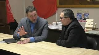 Максим Шевченко о Грудинине, действующей власти и Астрахани  Беседа с известным журналистом