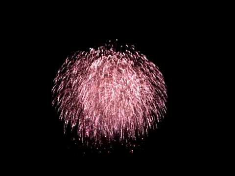 Falmouth New Year's Eve Fireworks 2017