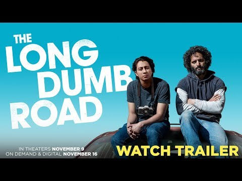 THE LONG DUMB ROAD l Official Trailer l 11.9 In Select, 11.16 In Theaters, On Demand and Digital