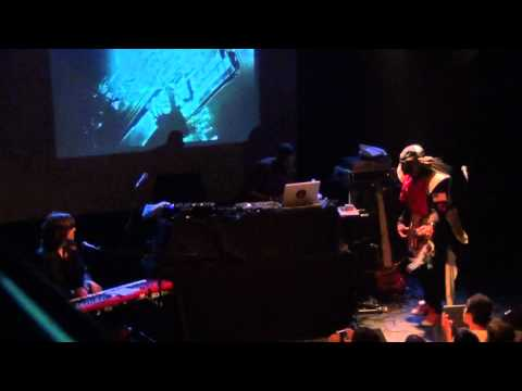 [HD] Flying Lotus @ The Bowery Ballroom NYC 6/20/2011 Part 1