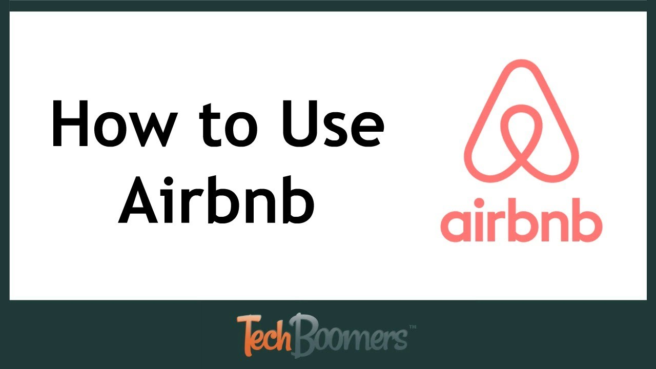 How To Use Airbnb Youtube
