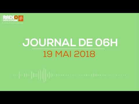 Le journal de 06H00 du 19 avril 2018 - Radio Côte d'Ivoire