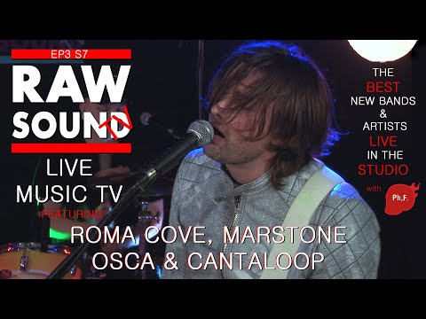 LIVE MUSIC TV Best New Bands And Artists Episode 3 Series 7 RawSound TV