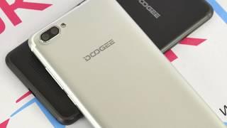 Doogee X20: Обзор одного из немногих смартфонов на 7-м Андроиде