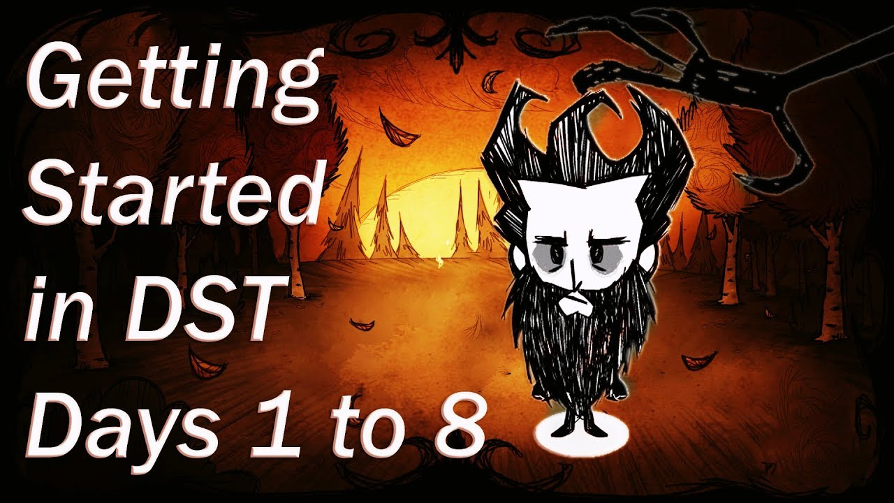 How to Get Started in Don't Starve Together: Beginner Game tips! | DST tutorial guide