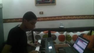 Amr Diab - Maak Alby Piano cover  عمرو دياب معاك قلبى بيانو