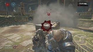 Grenade Tagging Only!!! Gears of War 4 Multiplayer Gameplay w/ GsQ Melina