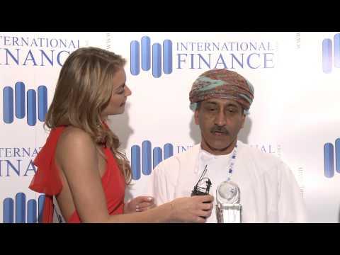 United Securities LLC - Oman at International Finance Magazine - Awards Ceremony Dubai, 2013