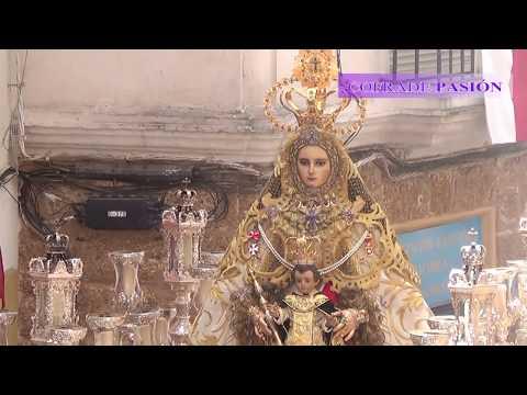 Traslado de la Virgen del Rosario a Santo Domingo (Magna Mariana Cádiz 2017)