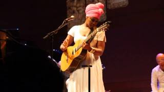 "India Arie Performing ""Just Do You"" Live at Her Album Release Party in NYC 6/24/13"