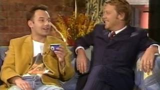 Vic Reeves & Bob Mortimer interview (This Morning, 1993)