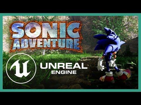 Sonic Adventure Mystic