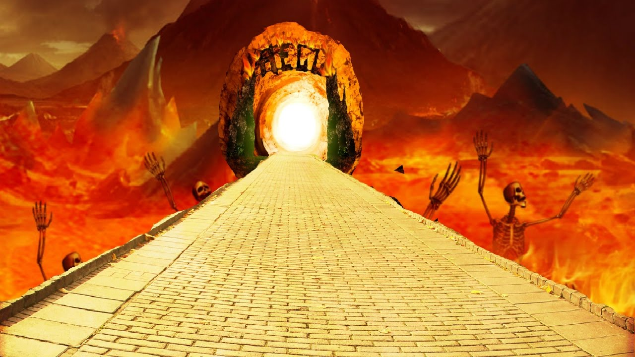 The Road to Hell is Paved with Good Intentions - YouTube