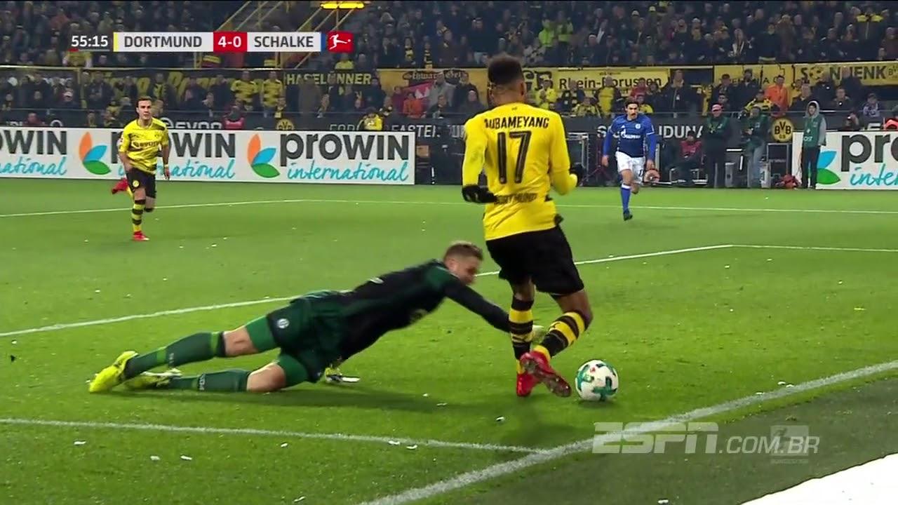 Download Borussia Dortmund 4-4 Schalke 04 / ALEMANHA : Campeonato Alemão 25/11/2017