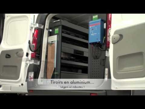 Aménagement de véhicules utilitaires bott Vario