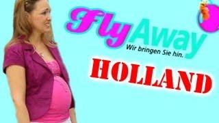 FlyAway – Wir bringen Sie nach … Holland! (mit Carolin Kebekus)