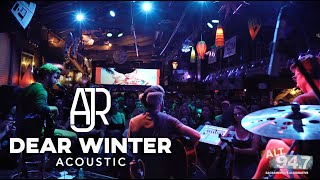 Ajr Dear Winter Acoustic Live Alt947 Music Discovery Series Youtube Ajr dear winter official radio edit mp3 & mp4. ajr dear winter acoustic live alt947 music discovery series