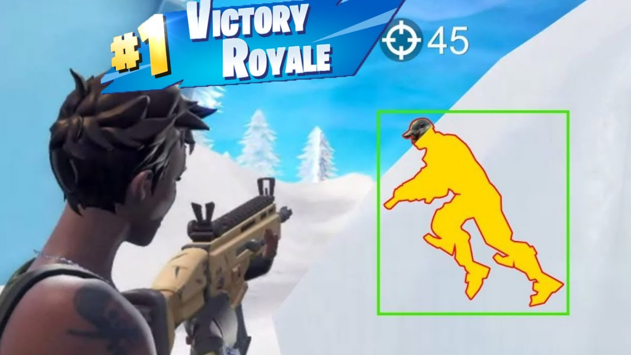 "*NEW* How To Get ""AIMBOT"" in FORTNITE Season 12! (Fortnite ..."