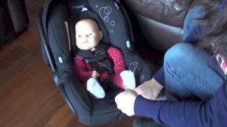 How to Buckle a Baby in an Infant Car Seat
