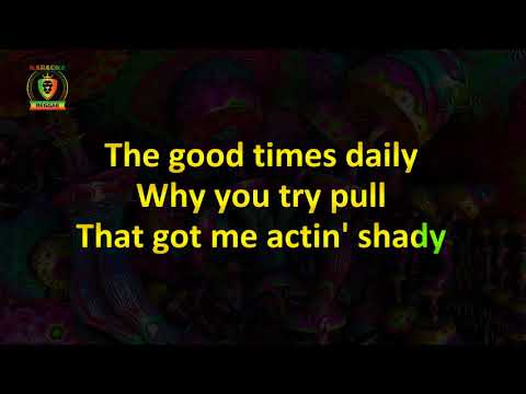 Blu Cantrell & Sean Paul - Breathe (Karaoke Version)