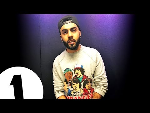 Raxstar Freestyle for BBC Radio 1's Asian Beats