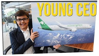 """CEO Signs """"Cooperation Agreement"""" With 10-Year-Old"""