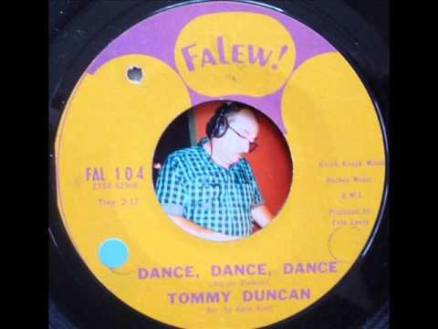 POPCORNSOUND - TOMMY DUNCAN - Dance,Dance,Dance