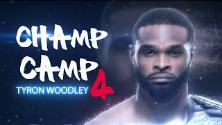 UFC 214: Champ Camp Tyron Woodley Ep.1