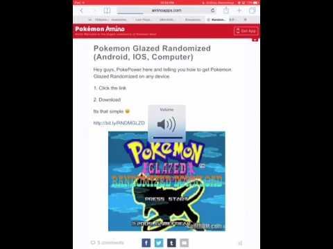 pokemon gba4ios download