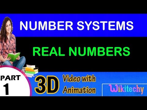 Real Numbers maths class 8,9,10,11,12 tricks shortcuts online videos cbse ncert puzzles for kids