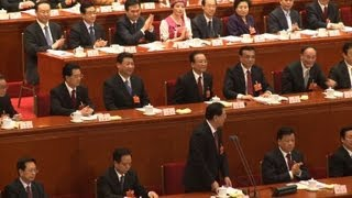 China sets 2013 economic growth at 7.5% as NPC opens