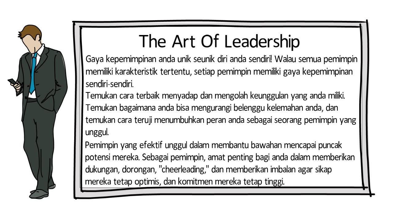 Katamottivasi 156 Gambar Kata Motivasi Pemimpin