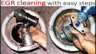 how to clean EGR with easy steps by crackover
