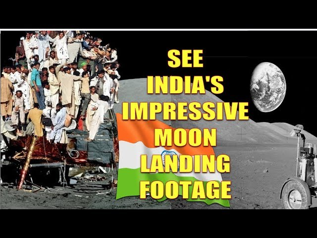 PROOF THAT INDIA LANDED ON THE MOON! CHANDRAYAAN LOCATED