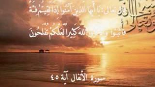 الرياضيات في القرآن - الإحصاء
