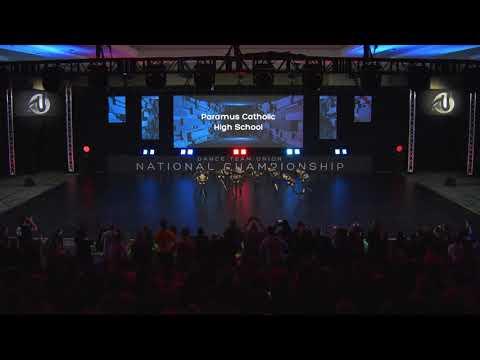 2020 DTU National Championship -Paramus Catholic High School- Junior Varsity Team Performance Finals