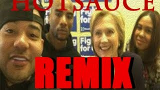 Hillary Clinton - Hot Sauce in My Bag REMIX ft. Beyonce