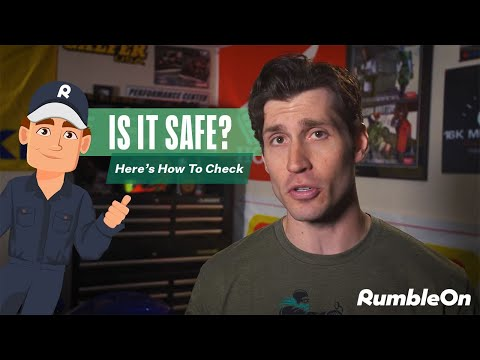 How to Perform a Motorcycle Safety Pre-Check