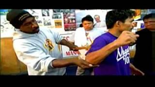Pacquiao's Unique Training! thumbnail
