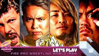 Fire Pro Wrestling World | Let