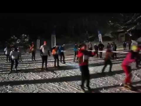 VT15 Langlauf Start Rennen