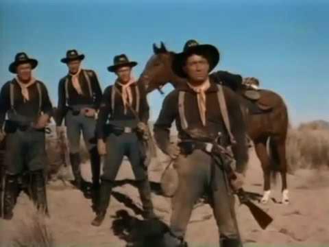 Last of the Comanches 1953