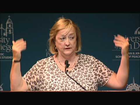 From Peace Talks to Gender Justice:  Monica McWilliams