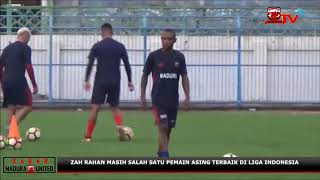 Coach Milo Puji Kemampuan Olah Bola Zah Rahan