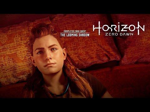 Horizon Zero Dawn The Lootming Shadow - Rest Before the Final battle