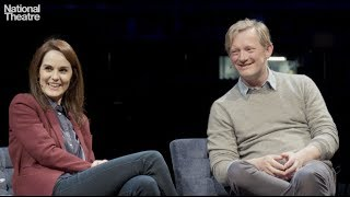 Michelle Dockery and Douglas Henshall on Network