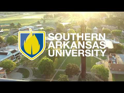 Southern Arkansas University: campus tour video