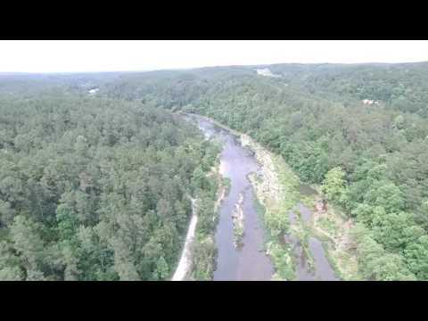 Cahaba River - near West Blocton Alabama